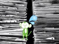 書類の紛失